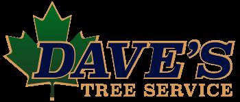 Dave's Tree Service Logo